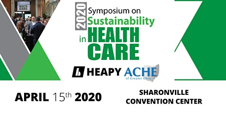 Symposium on Sustainability in Health Care 2020 Sponsors tickets