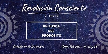 Revolución Consciente - 2do Salto entradas
