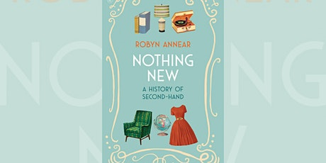 Robyn Annear: Nothing New - Romsey tickets