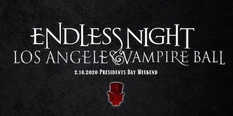 Endless Night: Los Angles Vampire Ball 2020 tickets