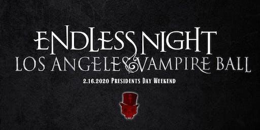 Endless Night: Los Angles Vampire Ball 2020