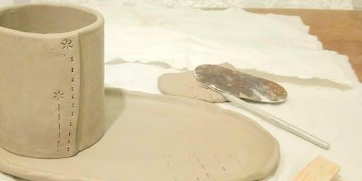 Ceramic Workshop - Make your own cup & saucer