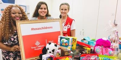 TX Children's Hospital Volunteer & Charity Event
