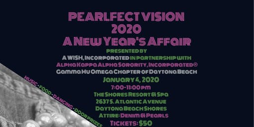 Pearlfect Vision 2020: A New Year's Affair