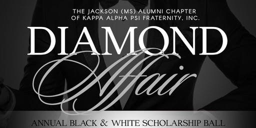 Jackson (MS) Alumni - Diamond Affair - Black and White Scholarship Ball