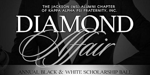 Jackson (MS) Alumni - Diamond Affair - Black and White Scholarship Ball
