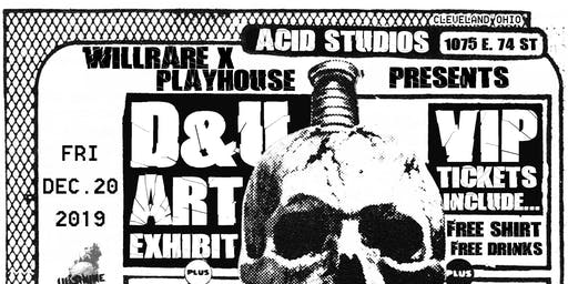 Death&Unity Art Exhibit