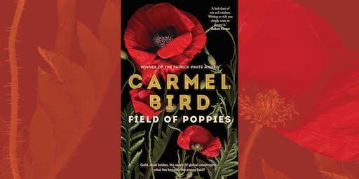 Carmel Bird: Field of Poppies - Castlemaine