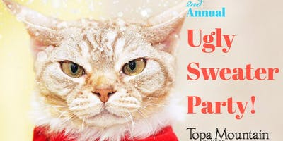 Ugly Sweater Party at Topa Mountain Winery