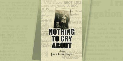 Joan Atherton Hooper: Nothing to cry about - Kangaroo Flat