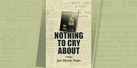 Joan Atherton Hooper: Nothing to cry about - Axedale tickets