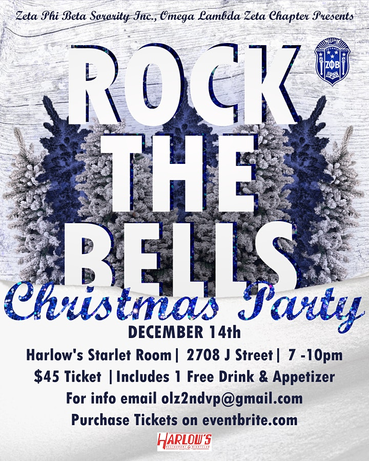 Rock The Bells Christmas Party image