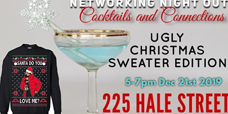 Networking Night Out: Ugly Christmas Sweater Edition tickets