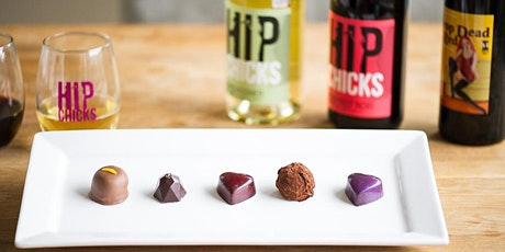 Wine and Chocolate Pairing 2020 tickets