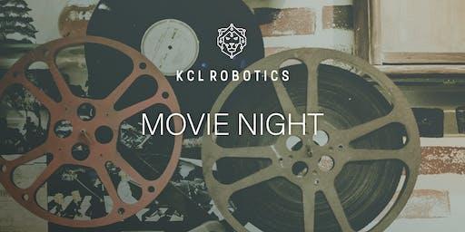 KCL Robotics Movie Night