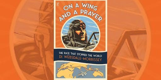 Di Websdale-Morrissey - On A Wing and A Prayer - Castlemaine