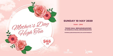 Mother's Day High Tea tickets
