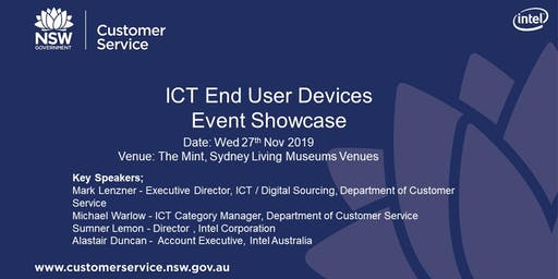 ICT End User Devices - Event Showcase