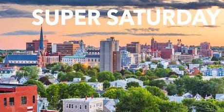 ISAGENIX PORTLAND SUPER SATURDAY tickets