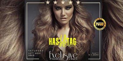 Hollywood Milano Sabato 23 Novembre 2019 #Hashtag - ✆ 3332434799