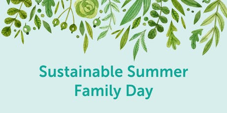 Sustainable Summer: Family Day - Bendigo tickets