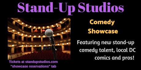 Stand-Up Studios Comedy Showcase-Saturday Bethesda, Dec. 14  - 7:30 pm tickets