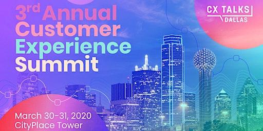 CX Talks Dallas - 3rd Annual Customer Experience Summit