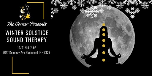 Winter Solstice Sound Therapy