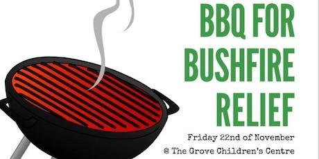 BBQ for Bushfire Relief tickets