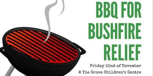 BBQ for Bushfire Relief