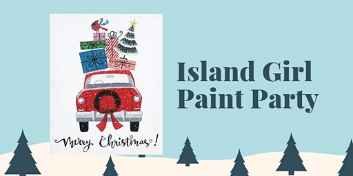 Island Girl Paint Party at Lake Stevens Brewery