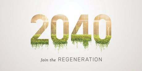 2040: Join the Regeneration movie screening - Bendigo tickets