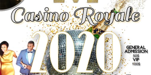 New Year's Eve Casino Royale