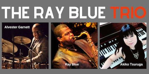 RAY BLUE JAZZ LIVE This Thur Nov  21 With Acclaimed Organist: Akiko Tsuruga