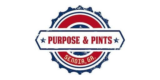November Purpose and Pints