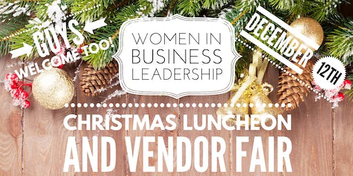 Women in Business Leadership Christmas Luncheon 2019