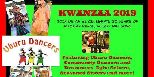 Uhuru Kwanzaa 2019