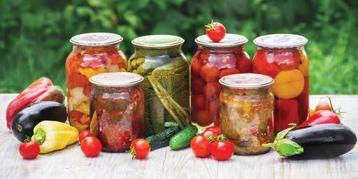 Sue Gerdsen: Prolonging your harvest - preserving fruits and vegetables - Bendigo