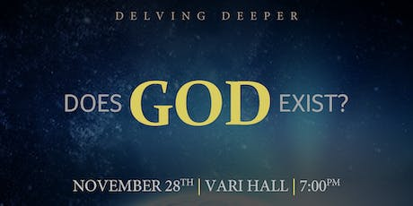 Does GOD Exist? tickets