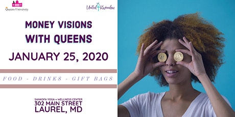 2020 Money Visions w/Queens tickets