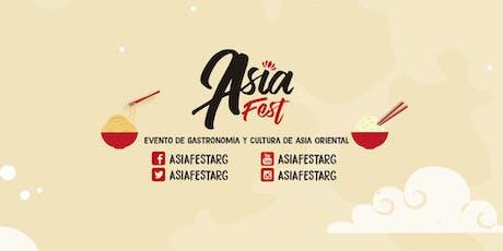 ASIA FEST entradas