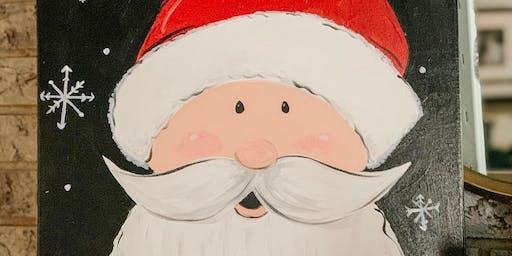 Santa Paint Night!