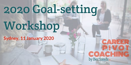 2020 Goal-Setting Workshop tickets