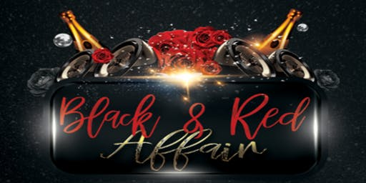 Sista In Business Presents Black and Red Affair
