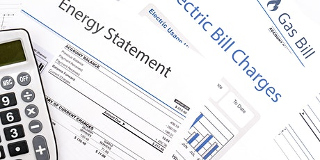 'Bring Your Bills Day' Community Energy Workshop tickets
