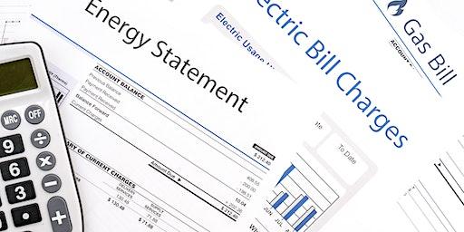 'Bring Your Bills Day' Community Energy Workshop
