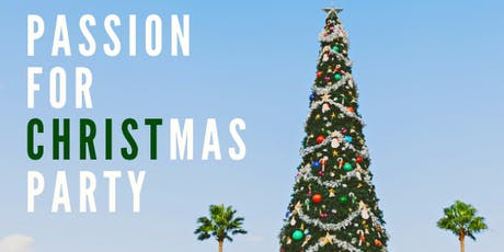Passion 4 Christmas Party tickets