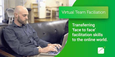 Virtual Team Facilitation February 2020 tickets
