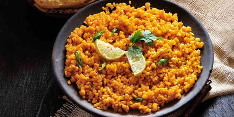 Warming Indian Curries and Lentils - Cooking Class tickets