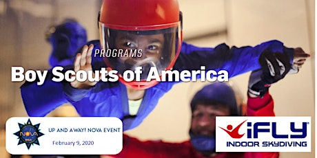 iFLY Indoor Skydiving(The Nova Engineering UP AND AWAY module) tickets